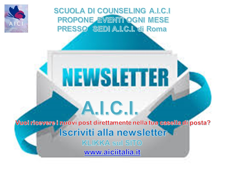 Iscriviti alla newsletter www.aiciitalia.it