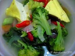resep masakan sayuran