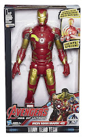 Superhero Action Figures Avengers Iron Man Hulk Captain