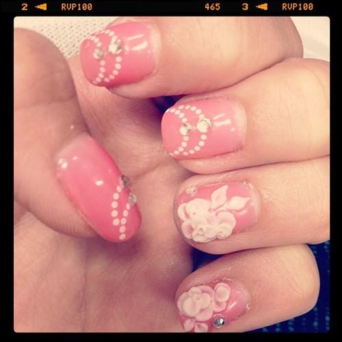 nails nail Tendência de Unhas Decoradas