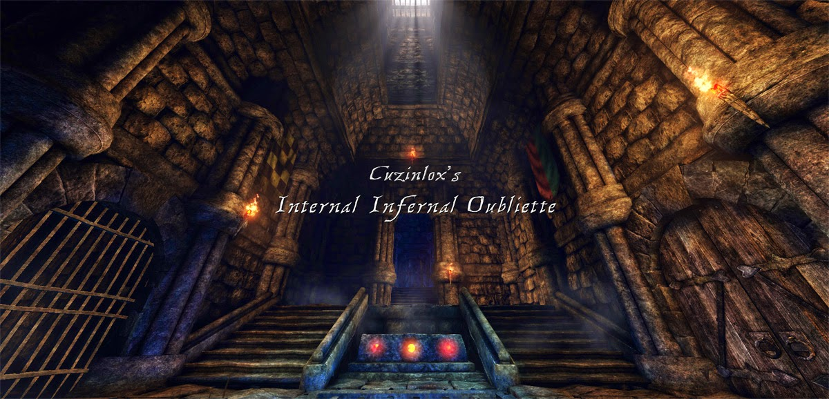 Cuzinlox's Internal Infernal Oubliette