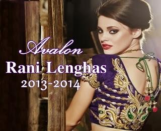Avalon Lehenga 2014
