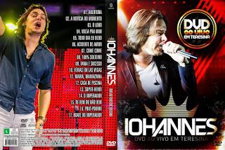 DVD Iohannes – Ao Vivo Em Teresina (2015)