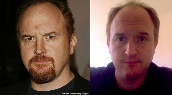 Louis CK without beard