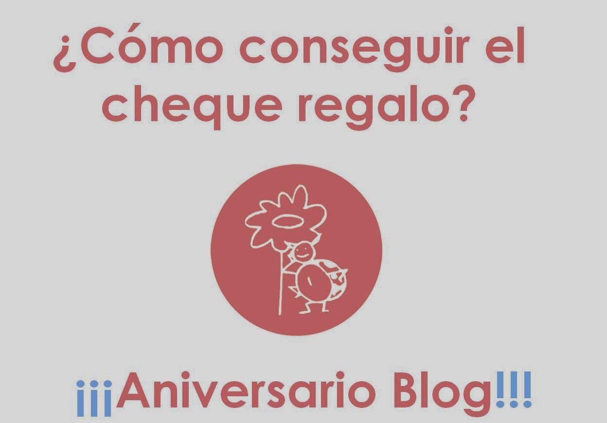 Aniversario Blog Retamal moda infantil y bebe condiciones