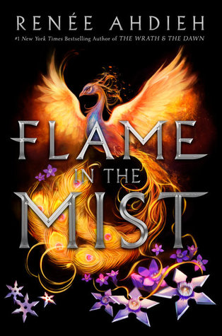 FLAME IN THE MIST VIRTUAL SIGNIING