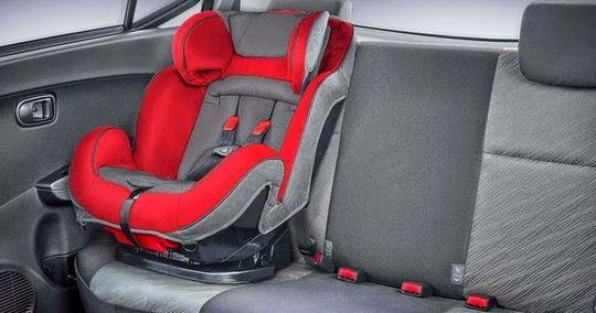 Toyota Agya Terbaru Kini Dilengkapi Dengan Isofix Baby Car