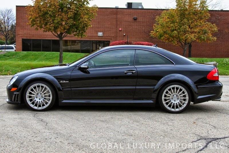 2008 mercedes benz clk63 amg black series benztuning for Mercedes benz e series amg