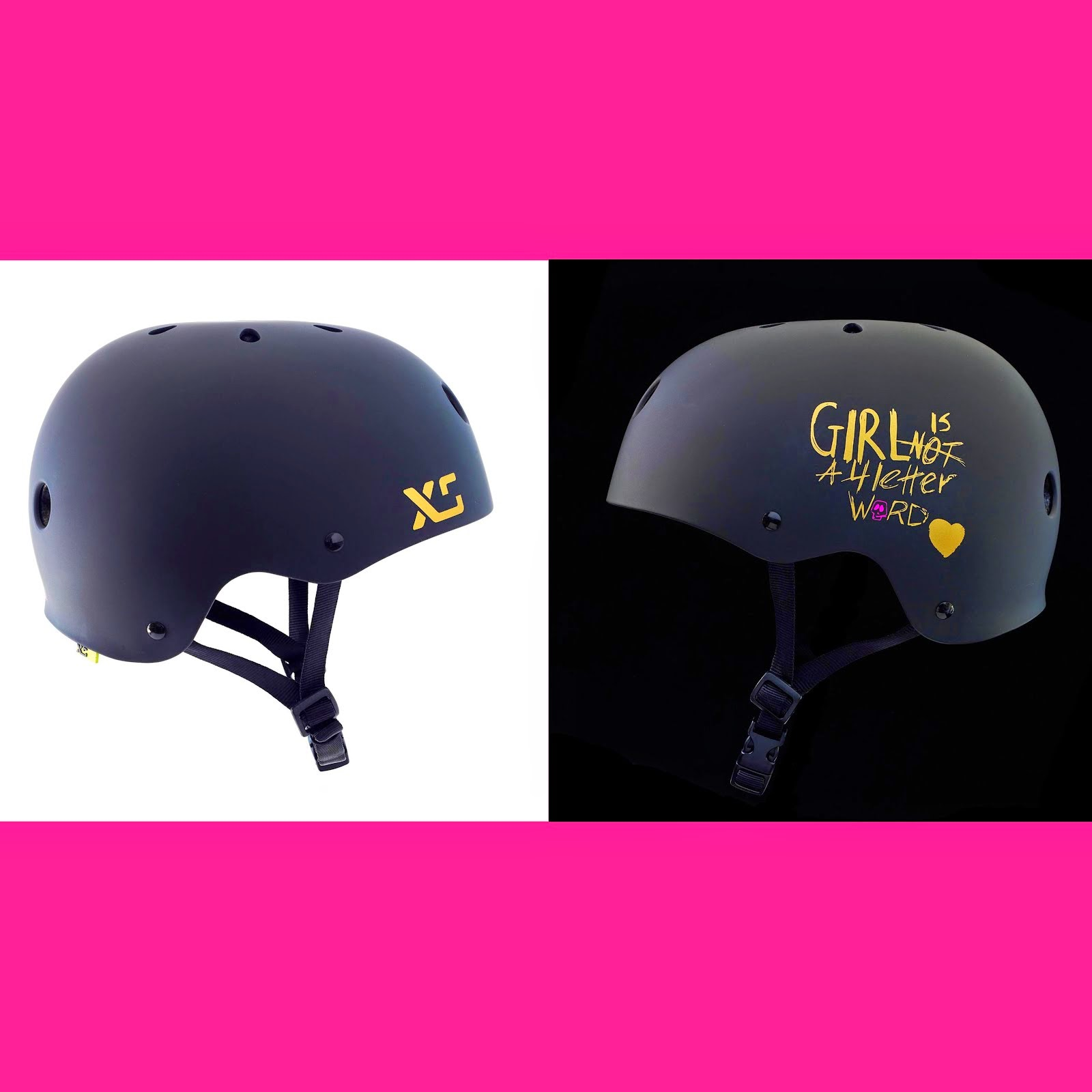 XS Helmets x GN4LW Collab