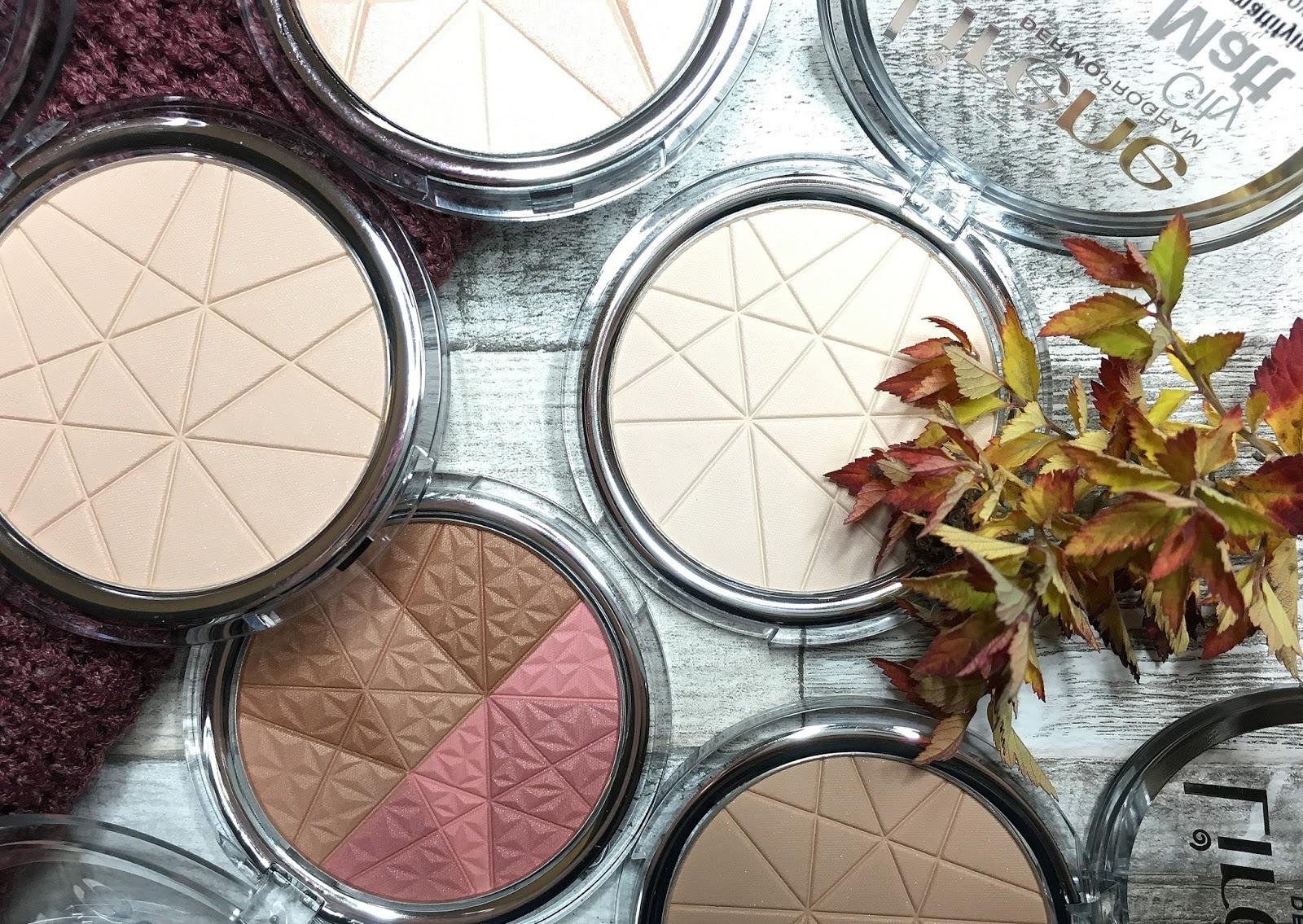 Mineralne nowości od Lirene + makijaż