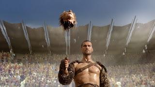 Spartacus. Arena.