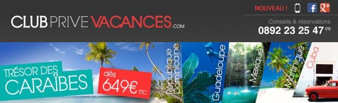 vacances antilles tout compris 700 euros vente flash club priv vacances air. Black Bedroom Furniture Sets. Home Design Ideas
