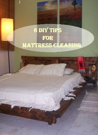 6 DIY Tips for Mattress Cleaning