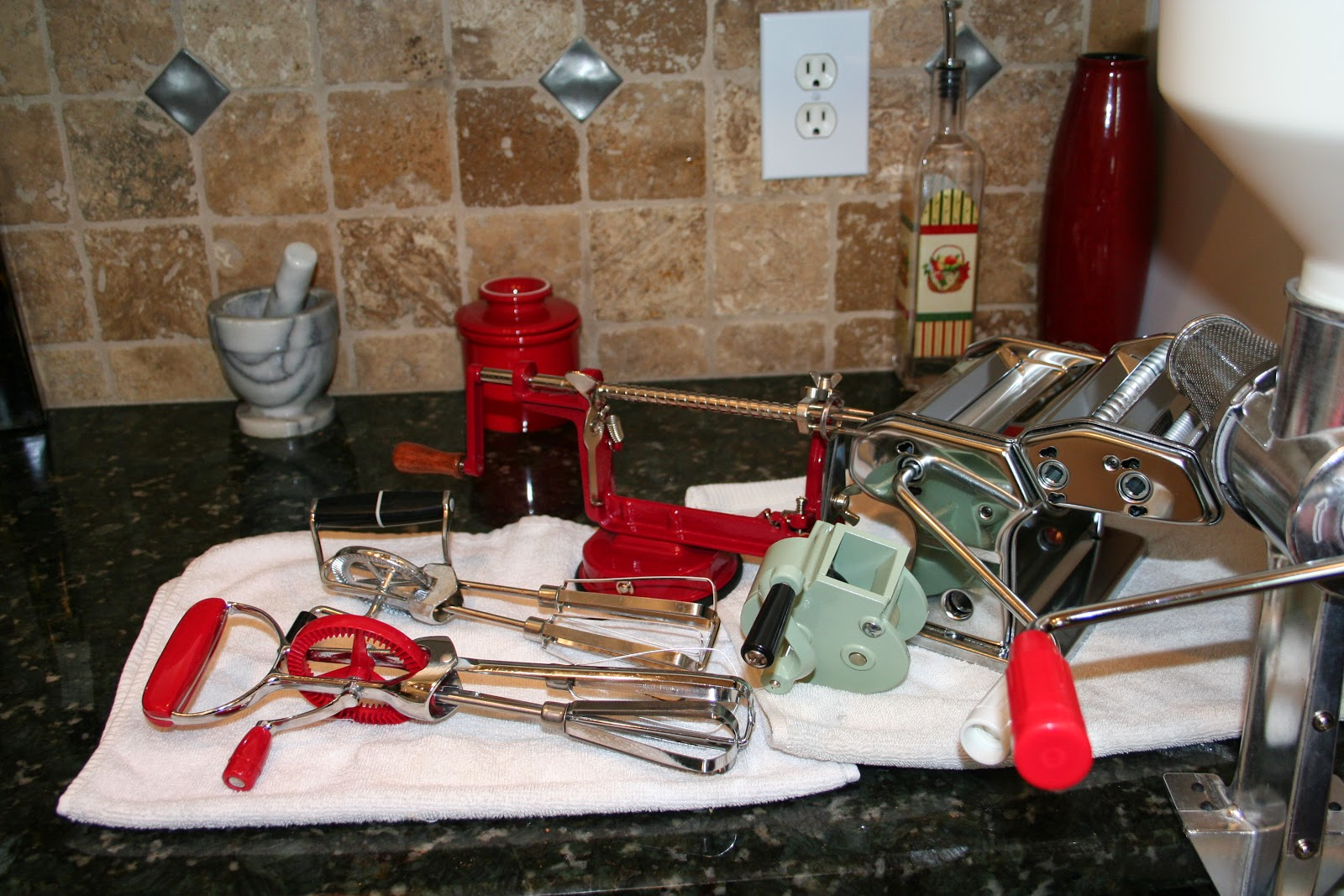 Uncategorized Non Electric Kitchen Appliances whispers from elizabeth cooking without electricity non electric i no longer have a standard mixer instead now reach for the two hand crank beaters shown on left need to make spaghetti