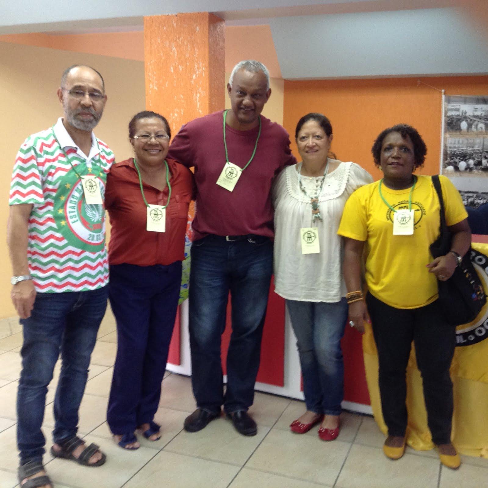 Coordenação Estadual MNU/RS 2016