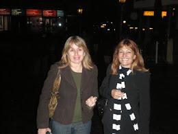 Frankfurt con Lina