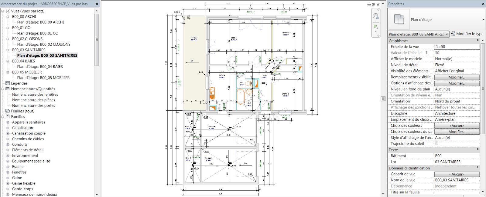 revit m mo revit 2014 organisation de l 39 arborescence tri par lots. Black Bedroom Furniture Sets. Home Design Ideas
