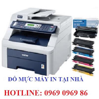sửa máy in | đổ mực máy in quận Long Biên
