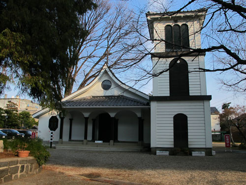 Chikaramachi Catholic Church, Higashi-ku, Nagoya