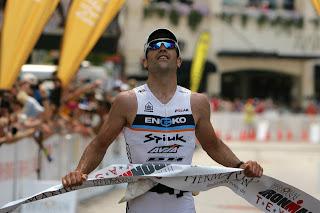 IRONMAN-Llanos superremontada para ganar en Melbourne