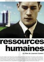 RECURSOS HUMANOS (Laurent Cantet, Francia, 1999)
