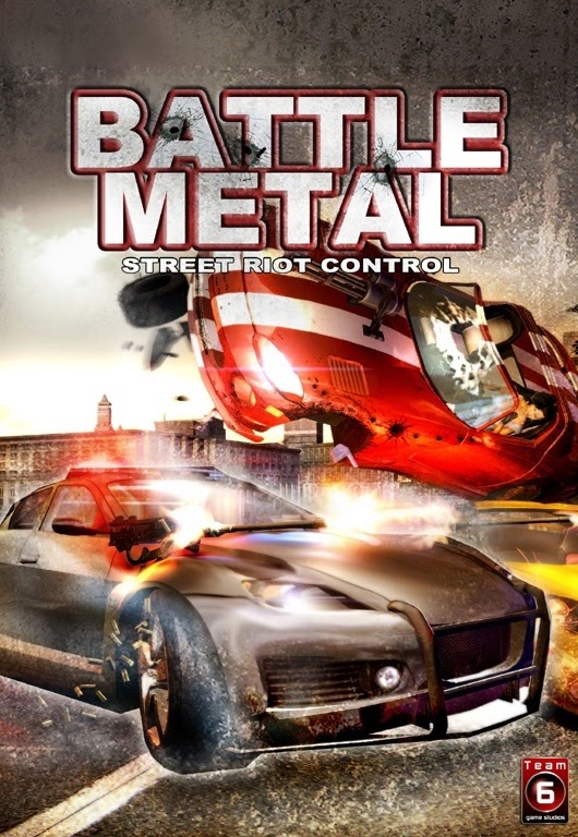 Battle Metal Street Riot Control Game