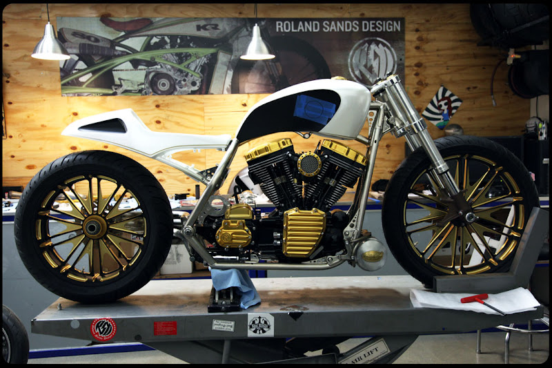 Mickey Rourke Bike Concept by RSD