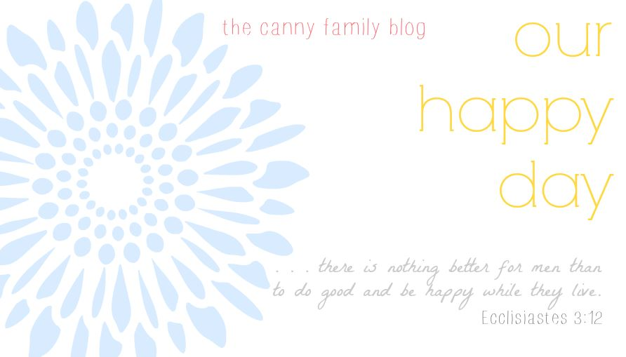 The Canny Family Blog