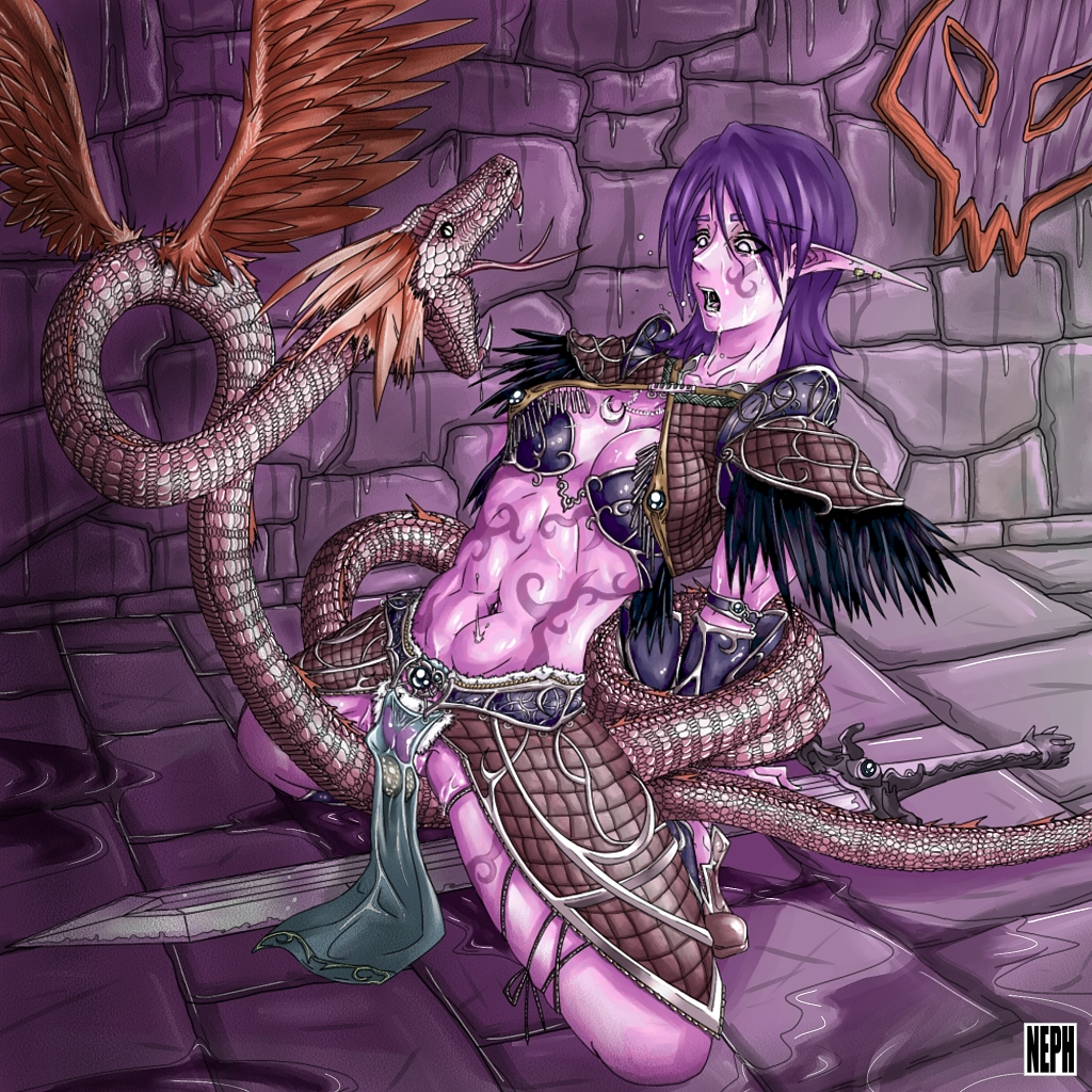 Dragon elf hot sex manga porno photos