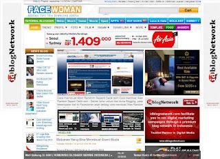 Tampilan Baru Blog Facewoman 2013