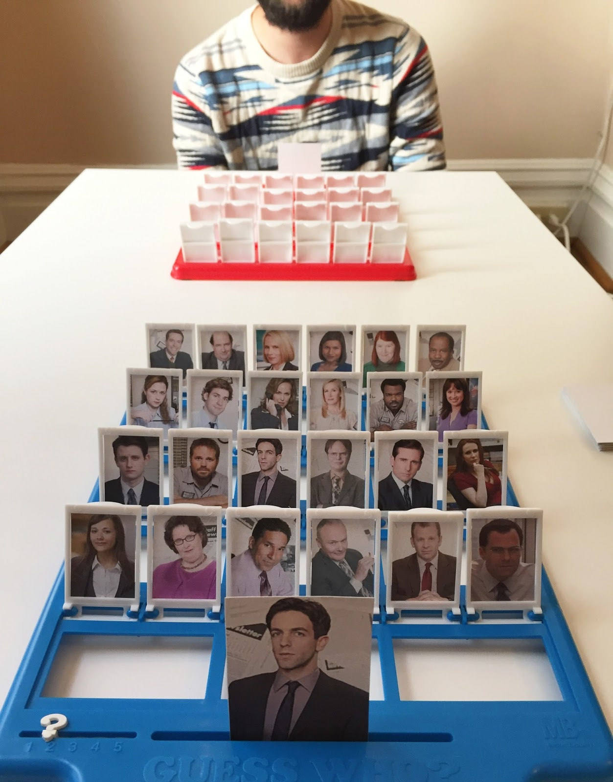 diy guess who game templates the surznick common room. Black Bedroom Furniture Sets. Home Design Ideas