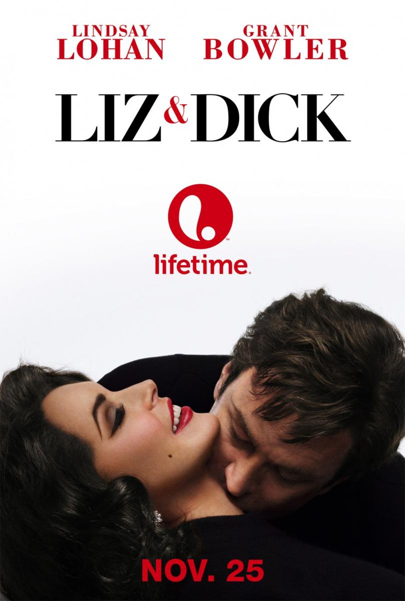 Liz & Dick – DVDRIP LATINO
