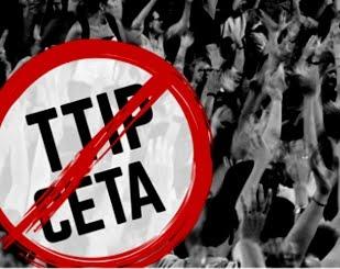 Ni TTIP ni CETA
