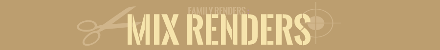 Mix | Family RENDERS