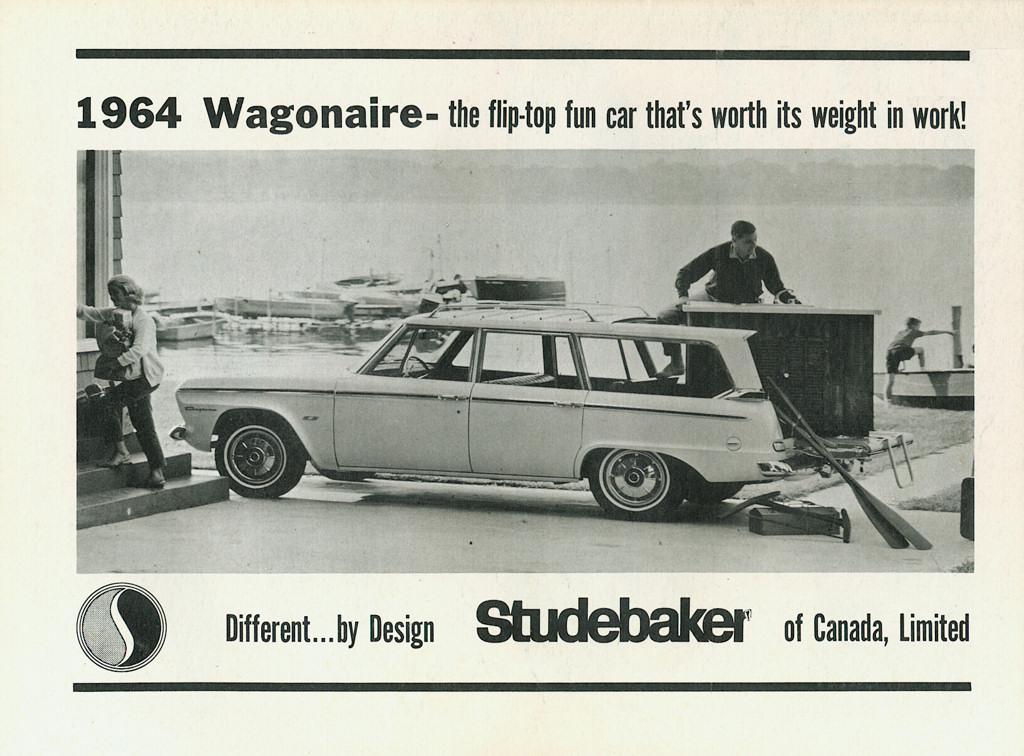 Avengers In Time 1963 Cars Studebaker Wagonaire