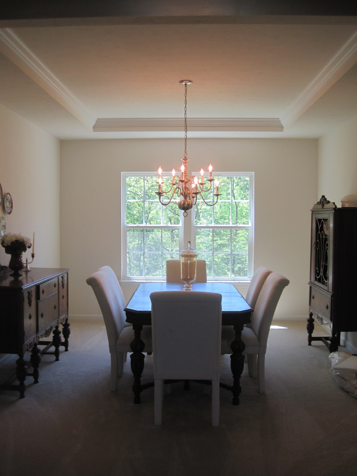 Superior {Dining Room Before}