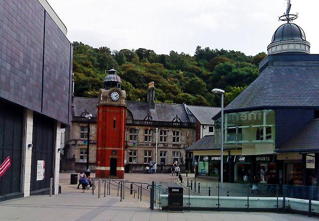 Bangor square
