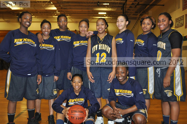 2011-12 New Mission Lady Titans!