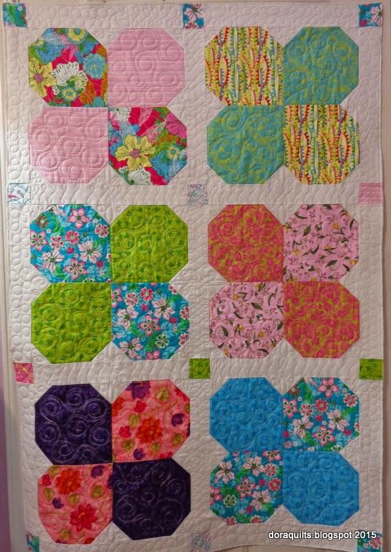 Dora Quilts: Ruth's Prayer Quilt of Quick Flowers : prayer quilts - Adamdwight.com