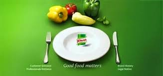 KNORR!!! Good Food Matters