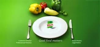 KNORR!!! Good Food Matters