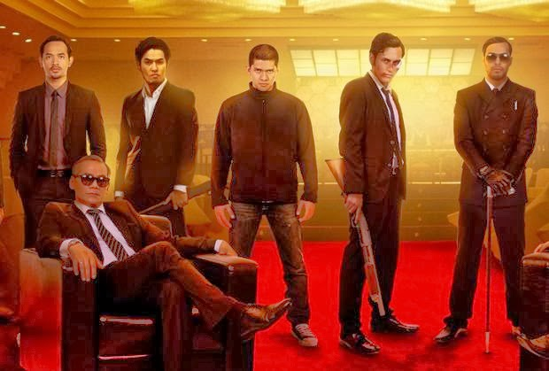 The Raid 2 Berandal cast plot trailer