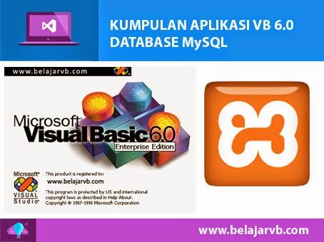 Kumpulan Aplikasi VB 6.0 Database MySQL