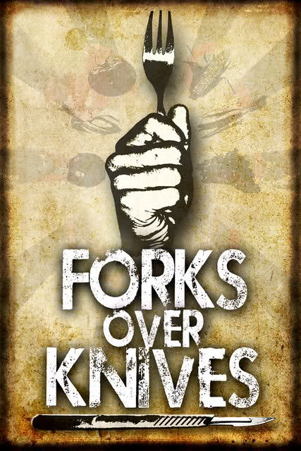 Caratula de Forks over knives
