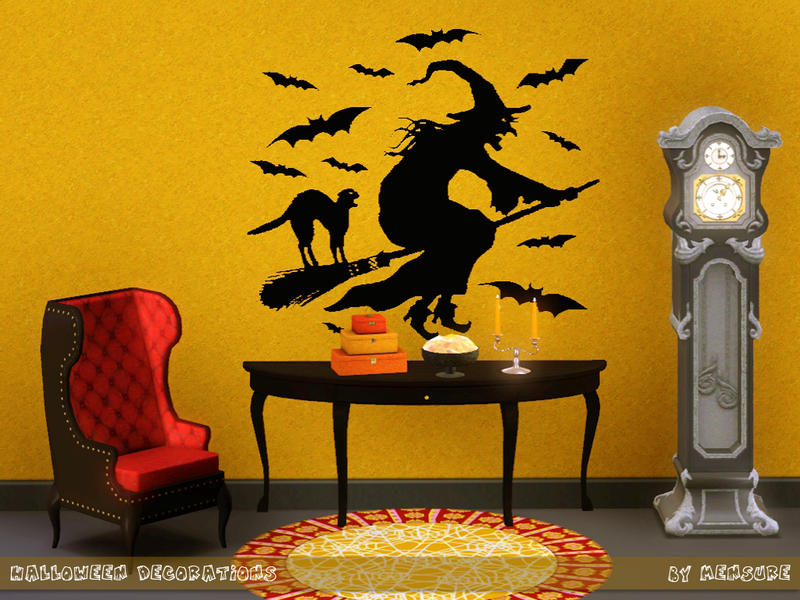My Sims 3 Blog Halloween Decorations by Mensure ~ 164609_Quick Halloween Decoration Ideas