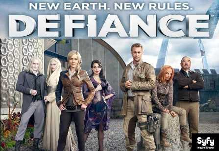 Defiance on the Syfy Channel