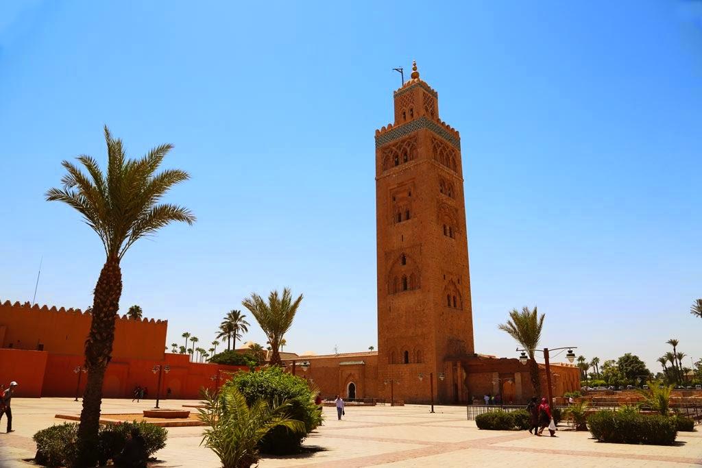 koutubia marrakech