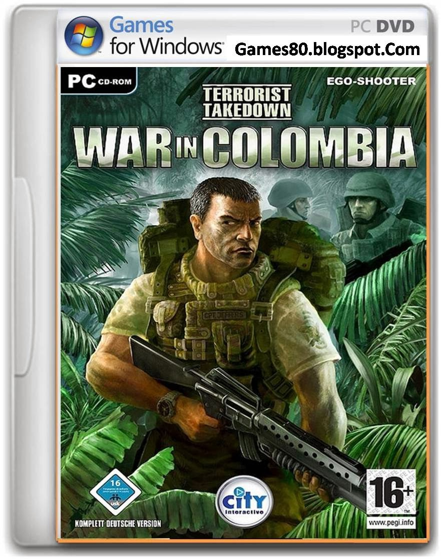 Terrorist takedown war in colombia download