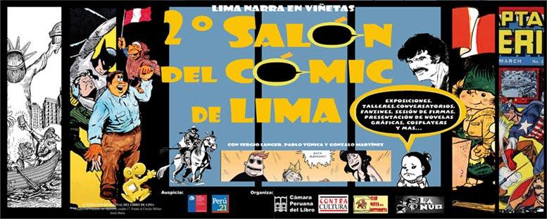 Salón del Cómic Internacional de Lima