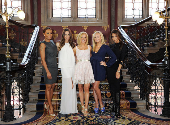Spice Girls Reunion Musical Viva Forever